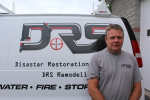 Jim Fuller, Carpenter at DRS