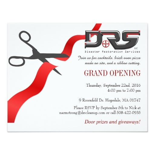 DRS grand opening