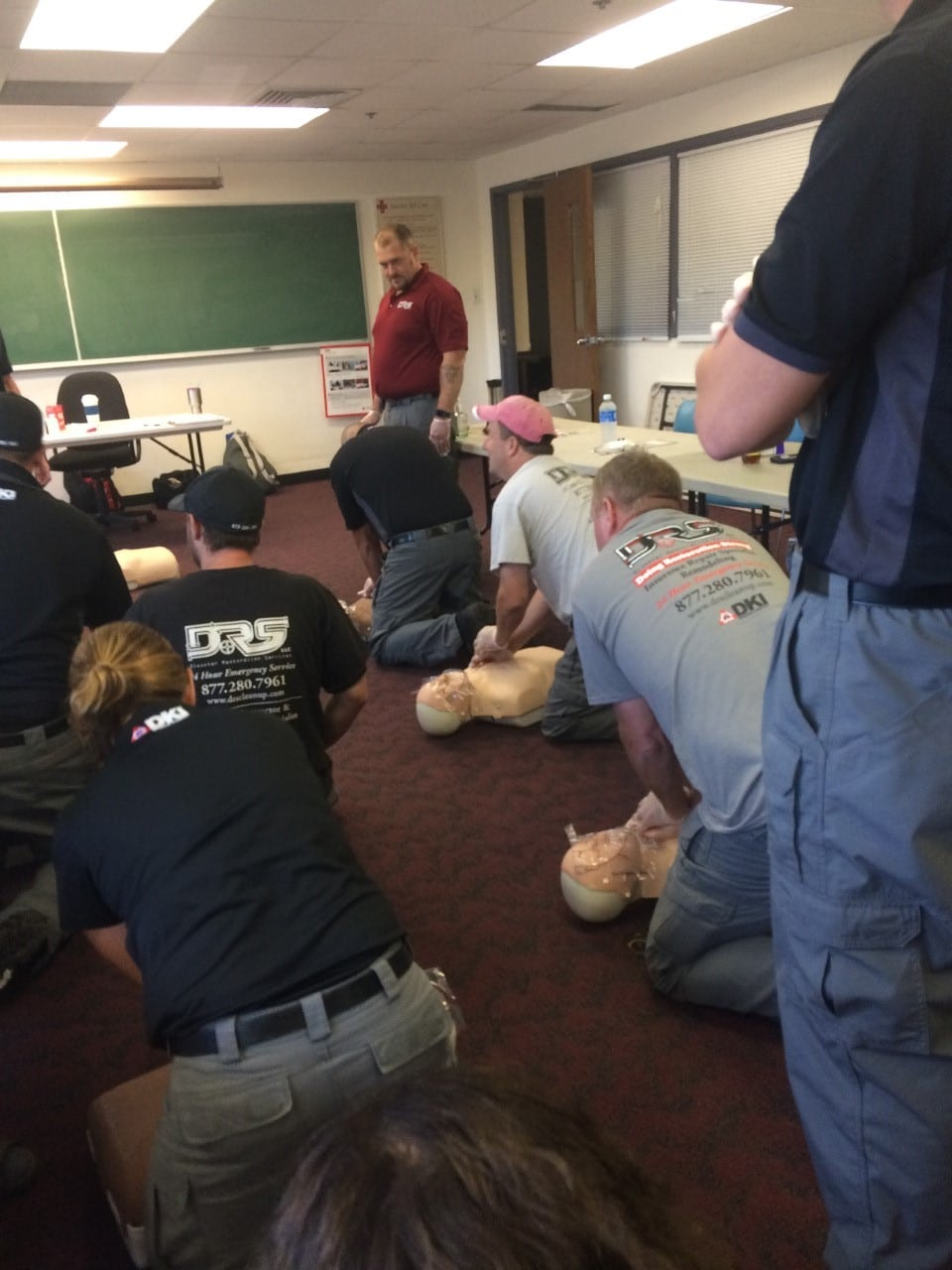 The drs crew is now certified in cpr aed and first aid drs cpr 2 cpr 1betcityfo Gallery