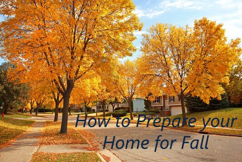 How to prepare your home for fall drs disaster for Fall home preparation