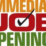 Immediate Openings Available- Hopedale Massachusetts