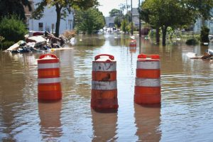 Heavy rains or storms can cause basement flooding or water damage to your home or commercial building | Water damage restoration service by DRS Disaster Restoration Services of Portland, CT, MA, and RI