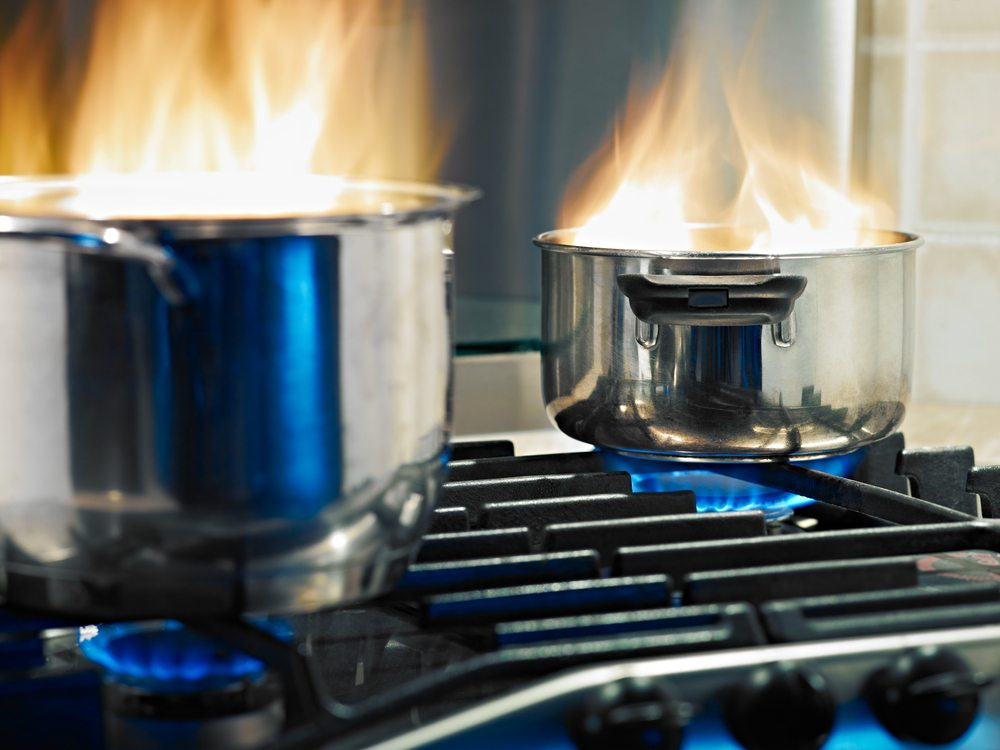 Kitchen Fire Cooking Equipment Prevention DRS Disaster Restoration Services of Portland, Middletown, New Britain, New Haven, Norwich, CT, Springfield, Chicopee, Worcester, Framingham, MA, and Providence, Warwick, Taunton, and Fall River, RI