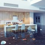 avoid emergency water damage by running dishwasher only when home DRS Disaster Restoration Services of Portland, Middletown, New Britain, New Haven, Norwich, CT, Springfield, Chicopee, Worcester, Framingham, MA, and Providence, Warwick, Taunton, and Fall River, RI