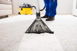 schedule routine carpet cleaning at least twice a year to help improve indoor air quality | DRS Disaster Restoration Services of Portland, Middletown, New Britain, New Haven, Norwich, CT, Springfield, Chicopee, Worcester, Framingham, MA, and Providence, Warwick, Taunton, and Fall River, RI