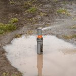 backyard safety tip prevent water damage caused by sprinklers or landscaping issues | DRS Disaster Restoration Services of Portland, Middletown, New Britain, New Haven, Norwich, CT, Springfield, Chicopee, Worcester, Framingham, MA, and Providence, Warwick, Taunton, and Fall River, RI