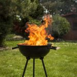 backyard safety tips to prevent fire when grilling this summer | DRS Disaster Restoration Services of Portland, Middletown, New Britain, New Haven, Norwich, CT, Springfield, Chicopee, Worcester, Framingham, MA, and Providence, Warwick, Taunton, and Fall River, RI