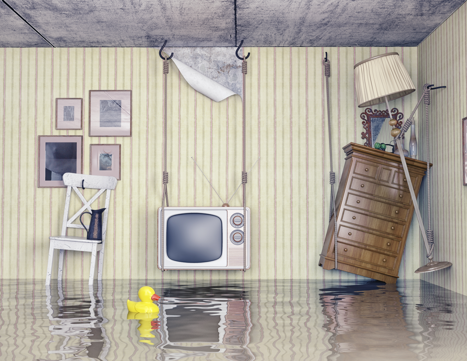 water damage cleanup new haven, water damage new haven, water damage restoration new haven